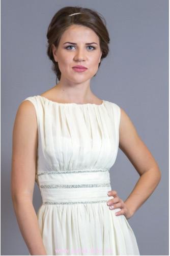 Длинное платье айвори в Киеве - Фото 3