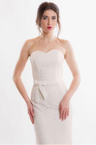 Открытое свадебное платье в Киеве - Фото 2