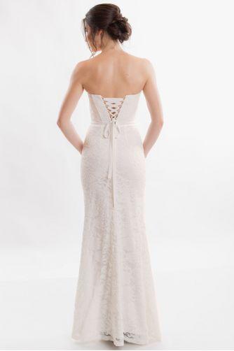 Открытое свадебное платье в Киеве - Фото 3