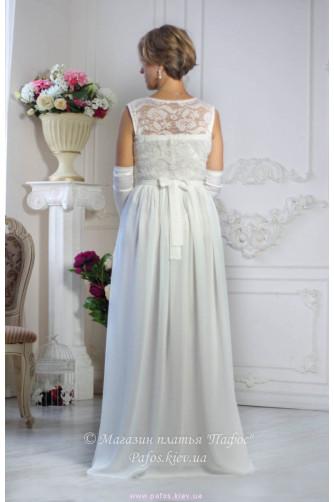 Платье белое длинное в Киеве - Фото 2