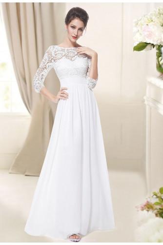 Свадебное платье с рукавами в Киеве - Фото 1