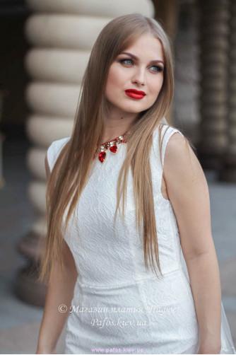 Свадебное платье Русалка в Киеве - Фото 3