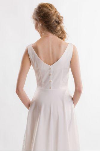 Свадебное платье А силуэта в Киеве - Фото 4