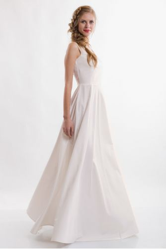 5cf04d8bb4a Свадебное платье А силуэта купить в Киеве - цена