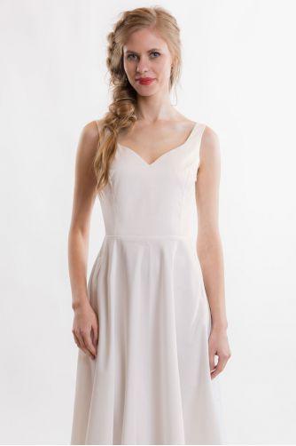 Свадебное платье А силуэта в Киеве - Фото 3