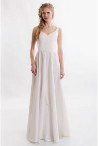 Свадебное платье А силуэта фото