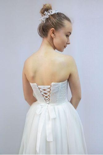 Свадебное платье для лета в Киеве - Фото 3