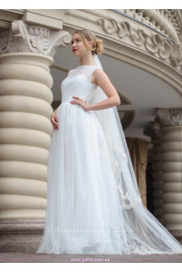 Свадебное с корсетной шнуровкой фото