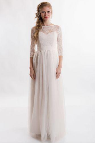 Свадебное платье принцесса в Киеве - Фото 5