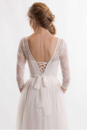 Свадебное платье принцесса в Киеве - Фото 6