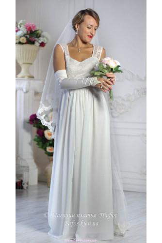 Платье белое длинное в Киеве - Фото 3