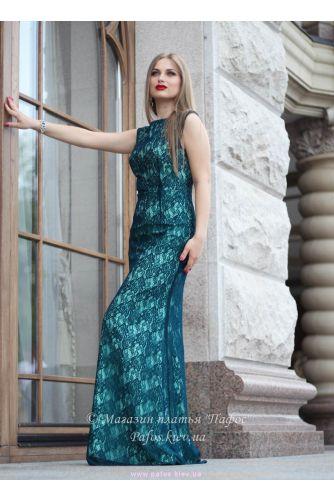 Изумрудное платье Русалка в Киеве - Фото 2