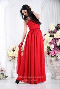 Длинное корсетное платье фото