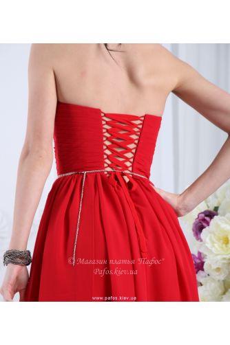 Длинное корсетное платье в Киеве - Фото 3