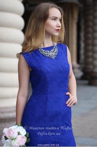 Вечернее платье Русалка в Киеве - Фото 4