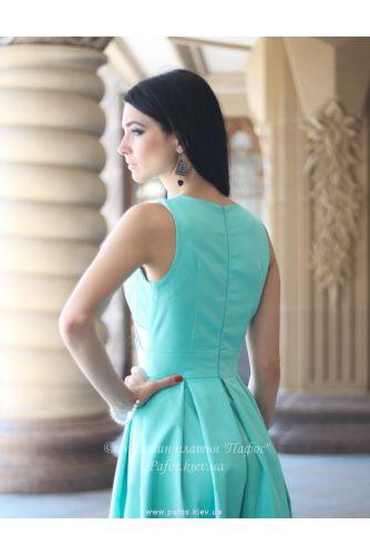 Мятное платье миди в Киеве - Фото 5
