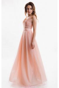 Нежное вечернее платье фото