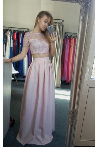 Шикарное платье топ и юбка   Интернет магазин Пафос b5c62ef293f