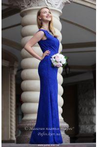 Вечернее платье Русалка фото
