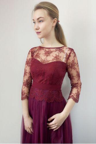 Красивое выпускное платье в Киеве - Фото 2