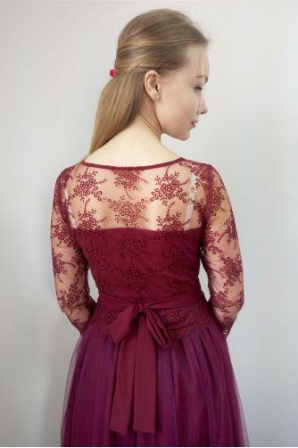 Красивое выпускное платье в Киеве - Фото 4