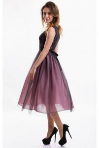 Необычное выпускное платье фото