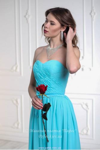 Платье цвета тиффани в Киеве - Фото 2