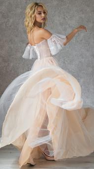 Фото платья бохо на выпускной