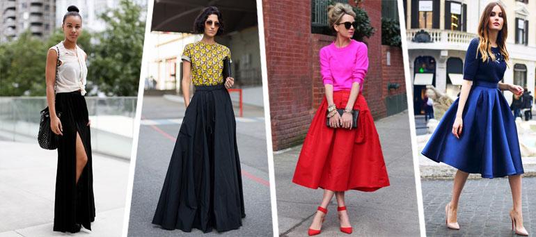 Фото стильных юбок в интернет магазине Пафос Киев