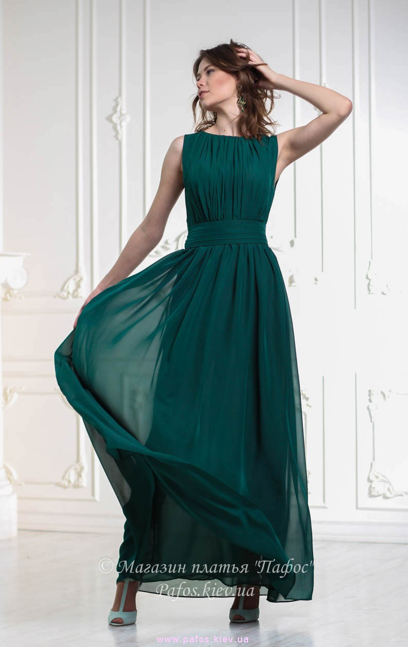 Платье в пол купить дорого
