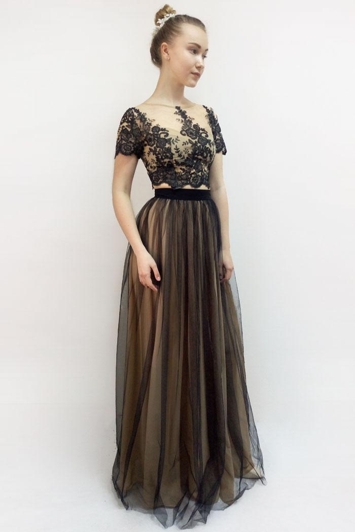 Вечерние платья длинные купить в украине